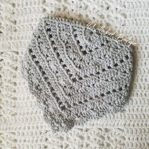 Other - Crocheted Baby Bibs